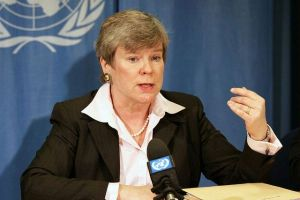 U.S. Assistant Secretary of State Rose Gottemoeller