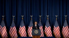 President Obama, March 27, 2011, in Address to the Nation on Libya