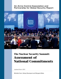 Nuclear Security Summit Report 2012