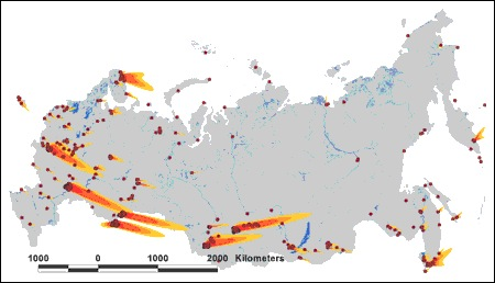 Natural Resources Russia List