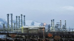 Iran's Arak reactor located southwest of Tehran (Hamid Foroutan/ISNA/Associated Press)