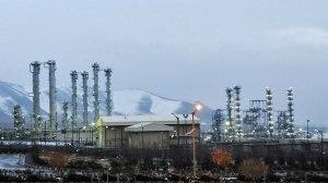 Iran's Arak reactor located southwest of Tehran (Hamid Foroutan/ISNA/Associated Press)