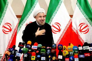 Hasan Rouhani was inaugurated president of Iran on August 3.