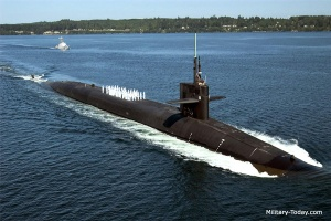 The U.S. could save $16 billion by downsizing the strategic submarine fleet from 12 to 8 and still deploy a New START-size force.